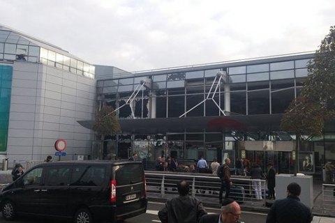 Аеропорт Брюсселя відновить роботу щонайшвидше 29 березня