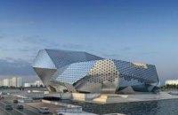 На левом берегу Киева построят концерт-холл