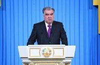 Президент Таджикистана заявил о победе над ковидом в стране