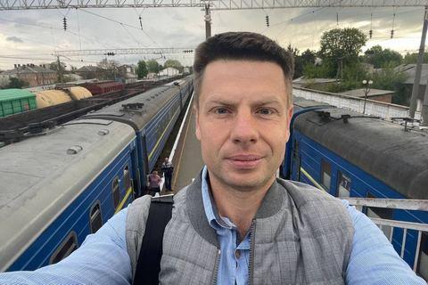 Депутата Гончаренка обікрали в поїзді