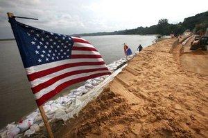 В США повторен рекорд по числу крупных стихийных бедствий