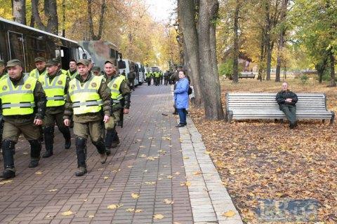 В воскресенье в Киеве будет дождь и сильный ветер