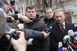 Кучма поддерживает возобновление дела против Мельниченко