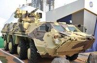 """""""Укроборонпром"""" пообіцяв Нацгвардії 74 бронетранспортери"""