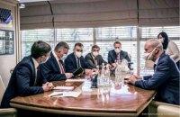 Украина готова подписать контракт о начале строительства патрульных катеров с французской компанией ОСЕА