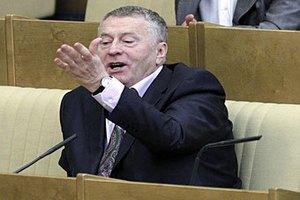 Жириновский станет лидером фракции ЛДПР в Госдуме