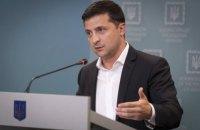 Зеленский поручил разработать национальный план реагирования на распространение коронавируса