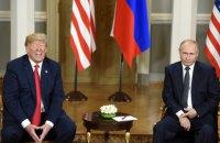 """В Кремле надеются, что до публикации переговоров Путина с Трампом """"не дойдет"""""""