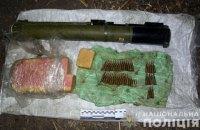 У Донецькій області знешкодили торговців зброєю, яку викрадали бойовики в Криму
