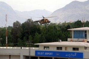 При крушении вертолета в Пакистане погибли послы Филиппин и Норвегии