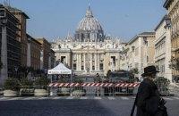 Ватикан зобов'язав усіх співробітників вакцинуватися від коронавірусу
