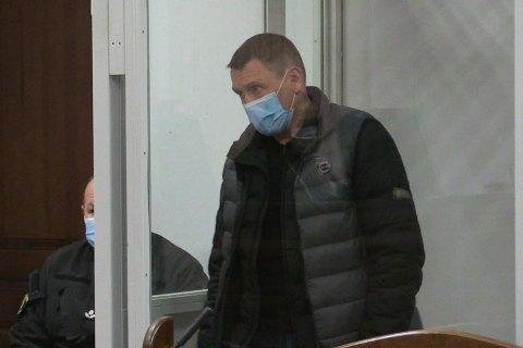 Суд залишив під вартою підозрюваного у вбивстві Окуєвої