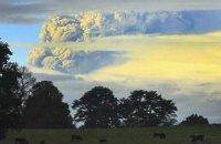 Облако от чилийского вулкана обогнуло земной шар