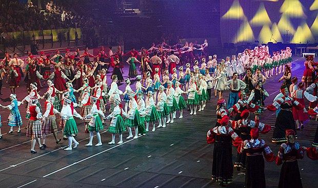 Гала-концерт «Славянский венок 2017»