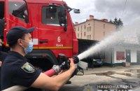 У Києві поліцейські та рятувальники провели спільне навчання