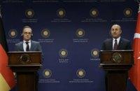 """Турция отвергла немецкий план зоны безопасности в Сирии как """"нереалистичный"""""""
