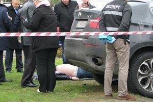 Милиция раскрыла резонансное убийство водителя BMW X6
