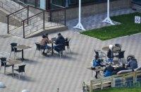 Кабмин разрешил ресторанам и кафе возобновить работу с 5 июня