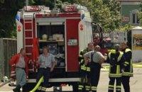 В небе Германии сгорел дирижабль: один человек погиб