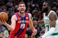 Михайлюк набрав 1000-не очко в НБА