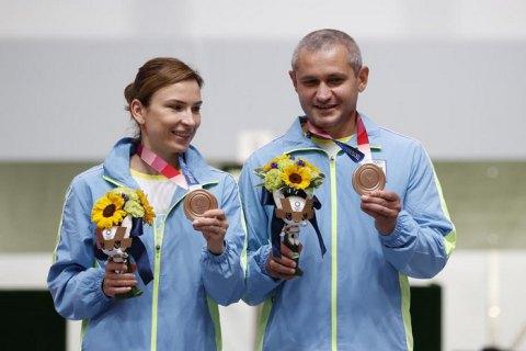 """Україна здобула третю """"бронзу"""" на Олімпіаді в Токіо"""