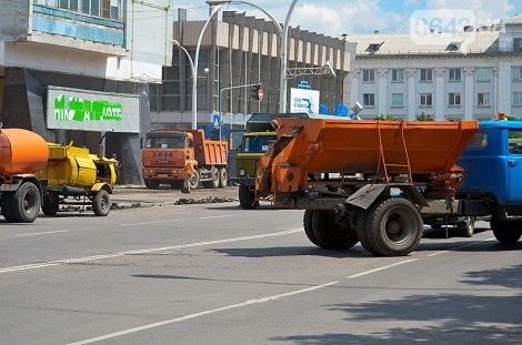 Луганск, коммунальные службы