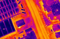Влада Києва проведе аерозйомку тепловтрат у будинках