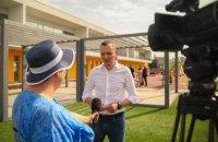 Юрий Голик: Мы строим лучшие детские садики Украины