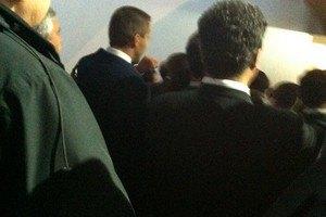 Охорона Януковича не пускала до нього сина