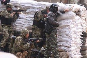 Один військовий із поранених біля Краматорська помер