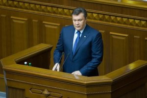 Янукович завтра встретится с лидерами фракций