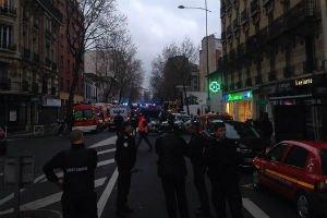Поранена сьогодні в Парижі жінка-поліцейський померла, - ЗМІ