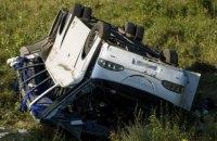 13 украинцев пострадали в ДТП в Венгрии, один из них в коме (обновлено)