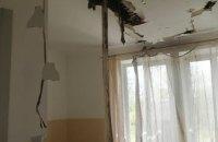 На Прикарпатті сталася пожежа у лікарні