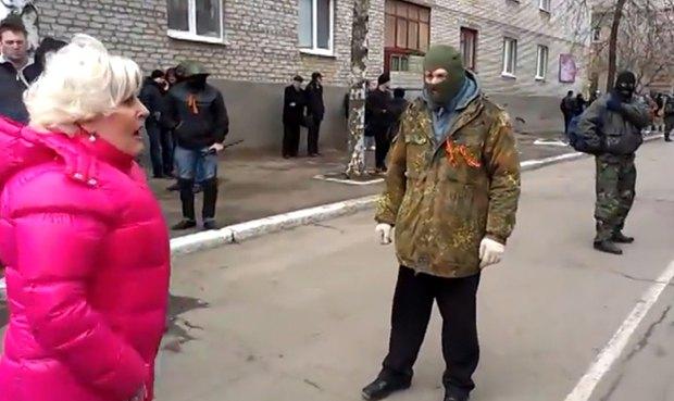 Штепа общается с сепаратистами