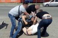 Трое участников стрельбы на киевской автостоянке задержаны