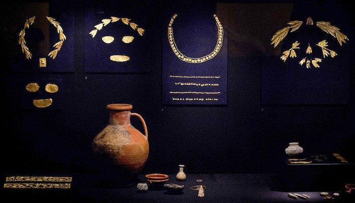 Виставка Крим: золото і секрети Чорного моря в музеї Алларда Пірсона (Амстердам)