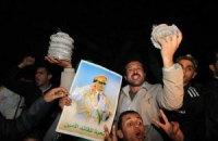 Оппозиция не собирается вести переговоры с Каддафи