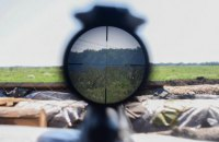 """На Донбасі минулої доби бойовики шість разів порушили """"режим тиші"""""""