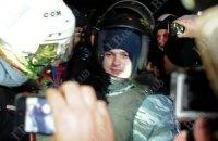 В оппозиции назвали успешной акцию под Святошинским райуправлением милиции