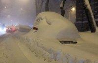Влада спростувала смерть водія через погодні умови