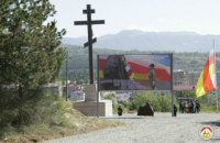 У Південній Осетії автобус з російськими військовими впав в ущелину