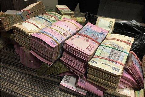 В Киеве из автомобиля похитили 630 тыс. гривен