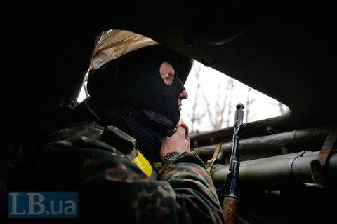 Оккупанты стреляли из гранатометов вблизи Водяного и Песок