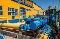 Украина начала сезон отбора газа с наибольшими за 10 лет запасами в хранилищах