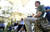 Зеленський у Каліфорнії зустрівся з українськими стартаперами та IT-шниками з Кремнієвої долини
