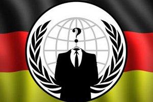 Anonymous атаковали защитников авторских прав в Германии