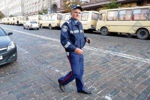 """Оппозицию на Майдане подстерегают 50 автобусов """"Беркута"""""""