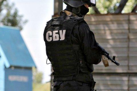 """СБУ та ДФС проводять обшуки на об'єктах """"Укрзалізниці"""""""