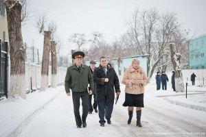 Операция Тимошенко не нужна, - врачи